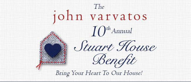 JV Staurt House Benefit