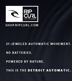 21 Jeweled Automatic Movement. No Battereis. Powered By Nature. This is The Detroit Automatic.