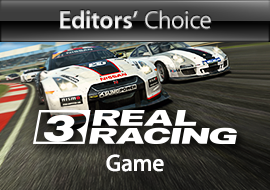 Editors' Choice: Real Racing 3 (Game)