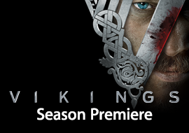 Vikings - Season Premiere