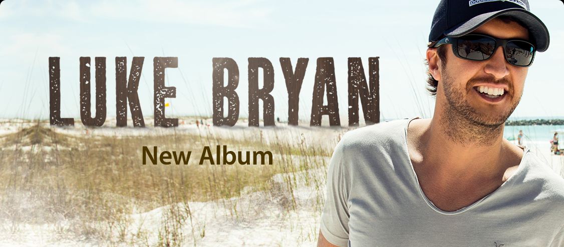 Luke Bryan - New Album