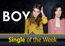 Single of the Week: BOY