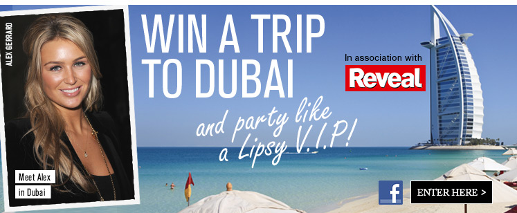 Win a trip to Dubai