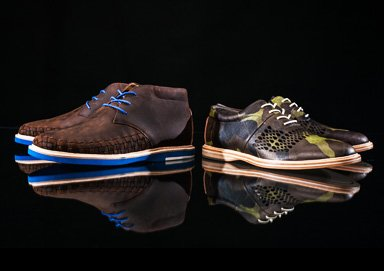 Shop New Brand: Thorocraft Woven Shoes