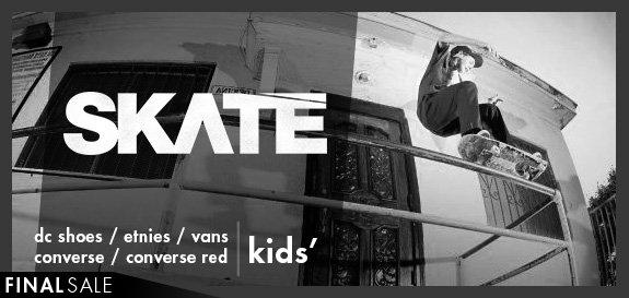 Kids' Skate Event