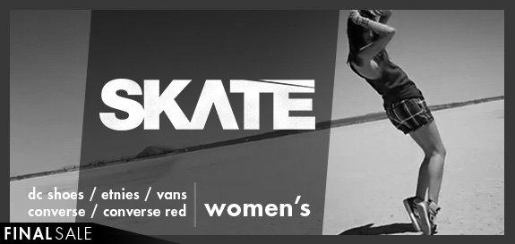 Women's Skate Event
