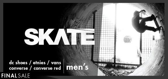 Men's Skate Event