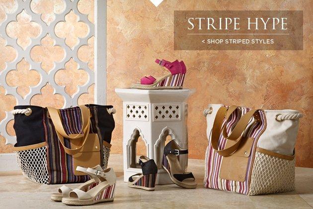 Stripe Hype - Shop Striped Styles >