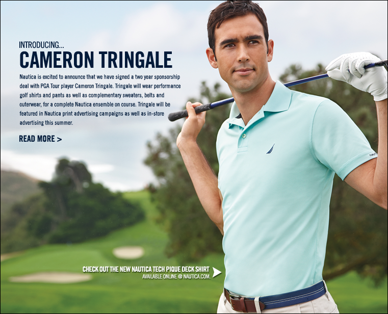 Introducing Cameron Tringale