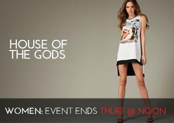 HOUSE OF THE GODS - WOMEN