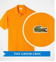 THE GREEN CROC