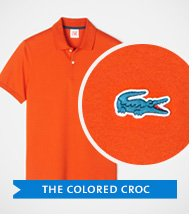 THE COLORED CROC
