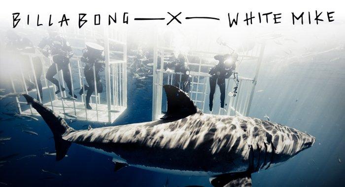 Billabong x White Mike