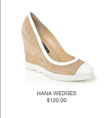 Hana Wedges