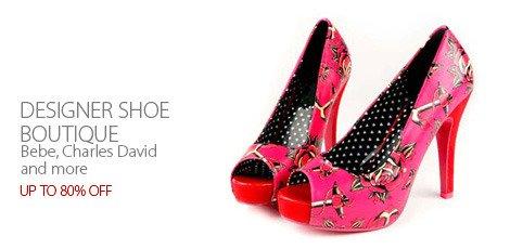 Designer Shoe Boutique