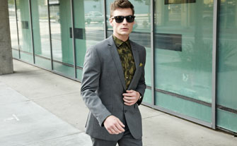 Kenneth Cole Tailored Clothing- Visit Event