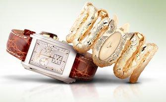 Roberto Cavalli Watches - Visit Event