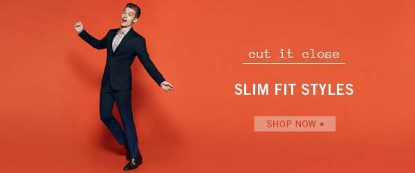 Shop Slim Fit
