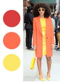 Your Guide To Wearing Color