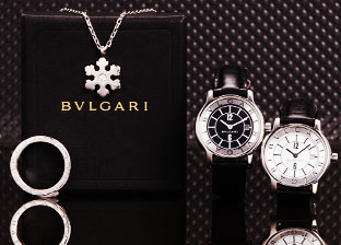 Bvlgari Watches & Jewelry