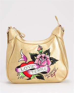 Ed Hardy Eternal Love Jane Crossbody Bag $49