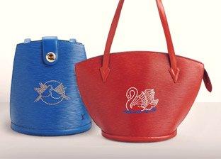 Louis Vuitton: Custom Swarovski Bejeweled Styles