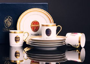 The Luxury Home Event: Faberge, Cartier, Tiffany & Co
