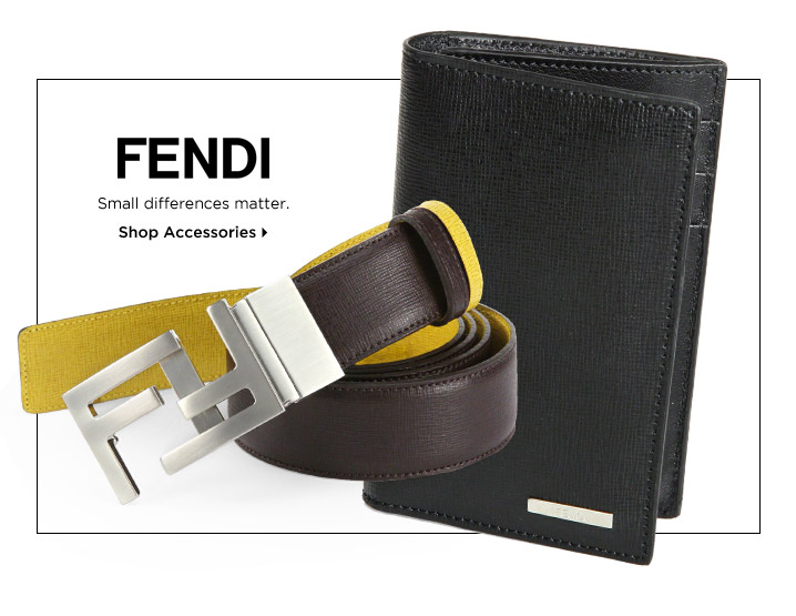 Shop Fendi Accessories