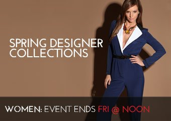 SPRING DESIGNER COLLECTIONS