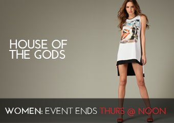 HOUSE OF THE GODS - WOMEN