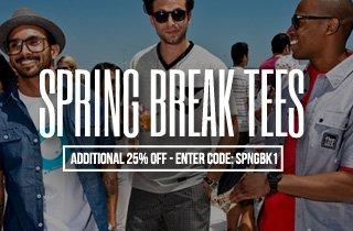 Spring Break: Tees