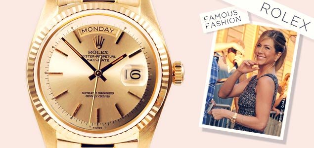 Celebrity Favorite: Rolex Watches