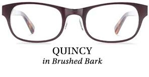 Quincy Brushed Bark