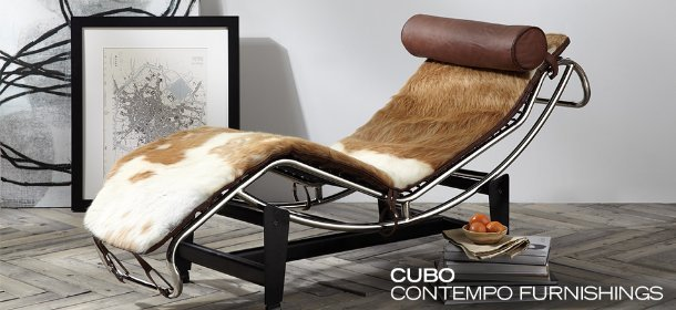 CUBO: CONTEMPO FURNISHINGS, Event Ends March 9, 9:00 AM PT >