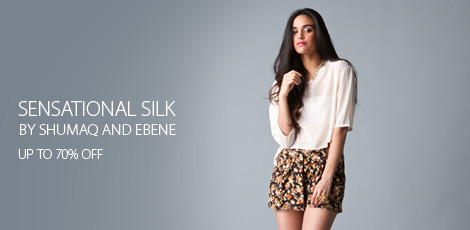 Sensational silk by Shumaq and Ebene