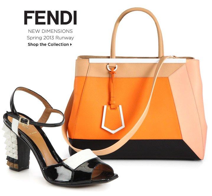Shop the Fendi Collection