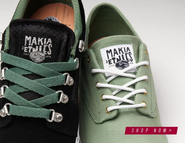 The etnies Makia collection
