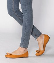 Bow-Accent Flats