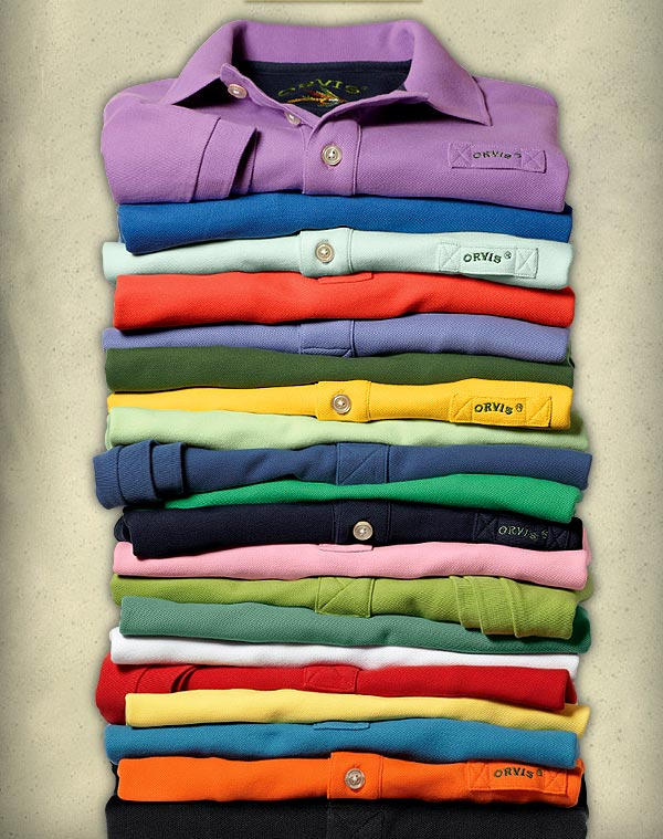 The Orvis Signature Polo | $69.