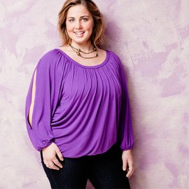 Add Some Color: Plus-Size Apparel