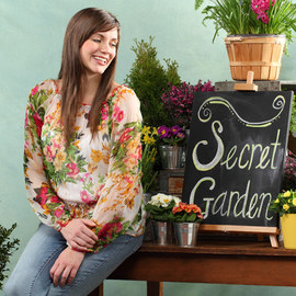 Garden Party: Women's Apparel