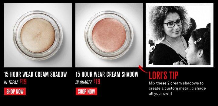 15 Hour Wear Cream Shadow
