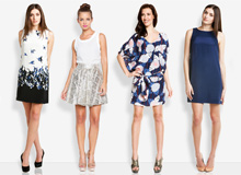 Spring In Sparkles, Pleats, Floral, & More
