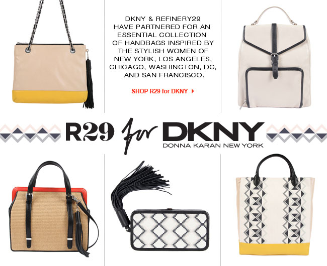 SHOP R29 FOR DKNY