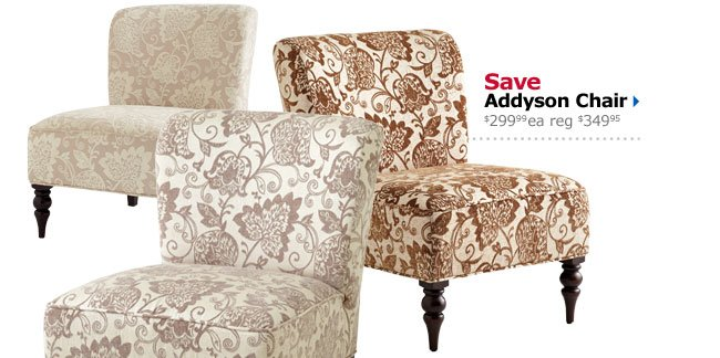 Save Addyson Chair