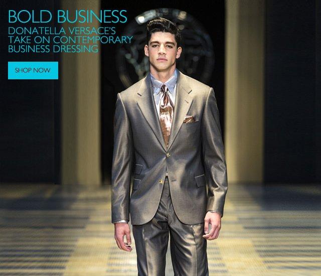 Bold Business for Men