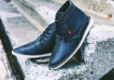 Shop New Chukkas and More ft. Oliberte
