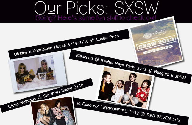 Going to SXSW? Here are some rad places to checkout!