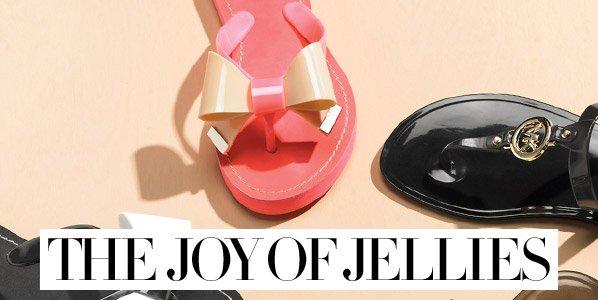 THE JOY OF JELLIES