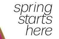 Spring Starts Here